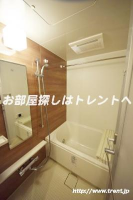 【浴室】レーヴ半蔵門【REVE半蔵門】