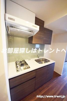 【キッチン】レーヴ半蔵門【REVE半蔵門】