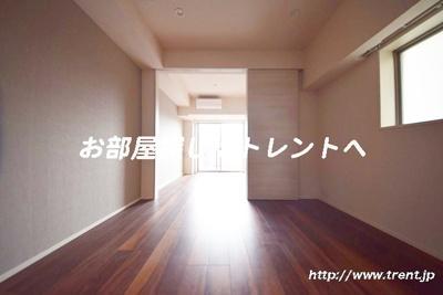【居間・リビング】レーヴ半蔵門【REVE半蔵門】