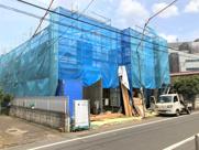 駅6分!建物105㎥の新築戸建ての画像