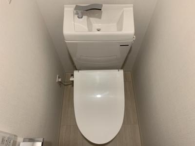 【トイレ】レガリス池尻大橋