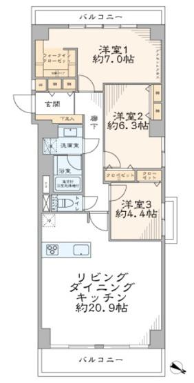 【価格改定フルリノベMS】文京区音羽 三井音羽ハイツ 中古マンション