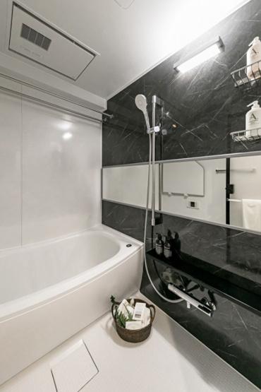 【浴室】【フルリノベ】文京区音羽 三井音羽ハイツ 中古マンション