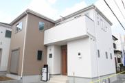 海老名市中新田4丁目 新築戸建て 全3棟 【仲介手数料無料】の画像