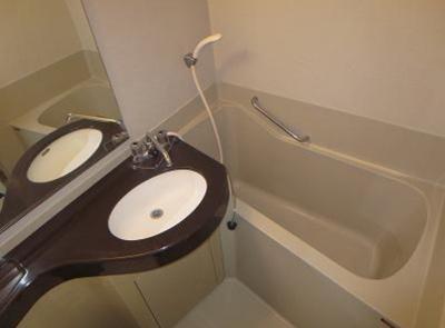 【浴室】ワコーレ等々力2