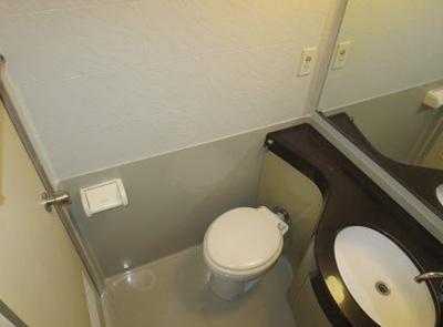 【トイレ】ワコーレ等々力2