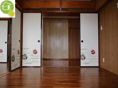 【洋室】新垣アパート