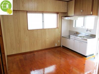 【居間・リビング】新垣アパート