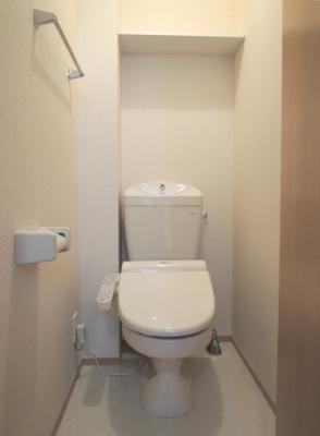 【トイレ】ハイム深谷八番館