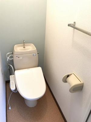 【トイレ】サンハイツⅡ