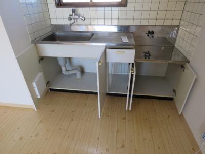 【キッチン】ノーブルⅡ