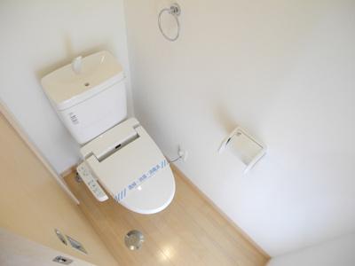 【トイレ】ライズBLD