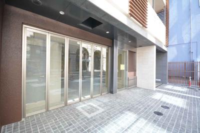 【外観】好立地 1階店舗 博労町 心斎橋駅