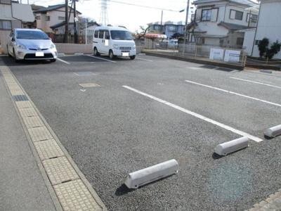 【駐車場】キャッスル桜木