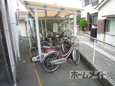【その他共用部分】マンションふじ2号館
