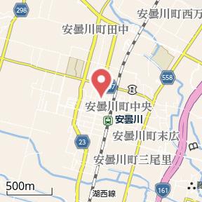 【地図】プリマベール