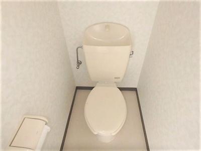 【トイレ】サンハイム松本