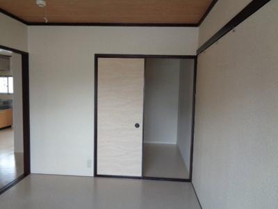 【洋室】シティハウスB棟