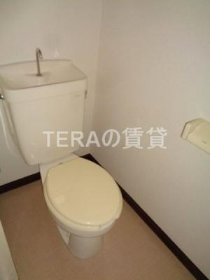 【トイレ】フラッツあだち