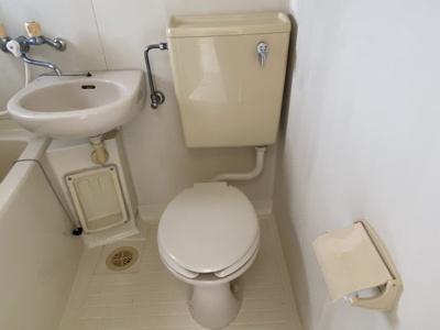 【トイレ】イズミ第一