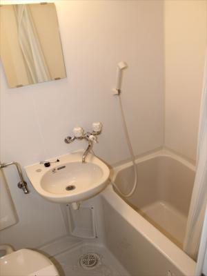 【浴室】小松マンション
