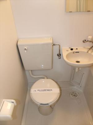 【トイレ】小松マンション