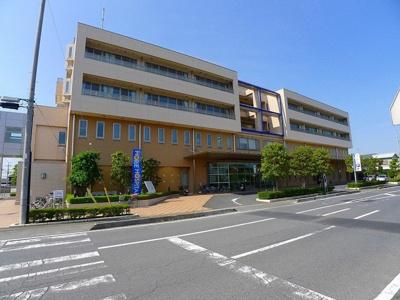 堀江病院まで1300m