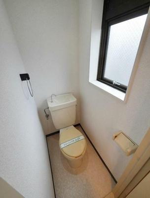 【トイレ】ランドフォレストつきみ野