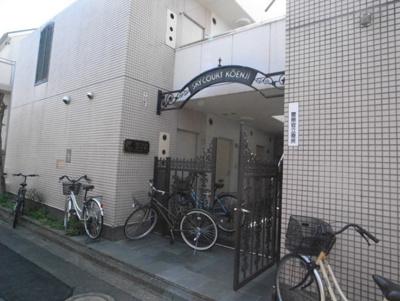 【エントランス】スカイコート高円寺