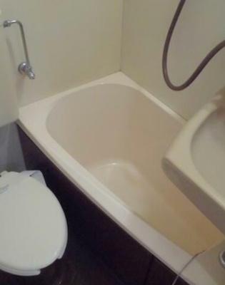 【浴室】スカイコート高円寺