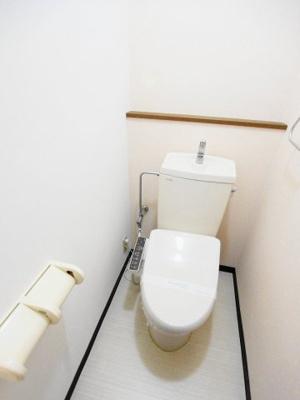 【トイレ】メイプルハウス