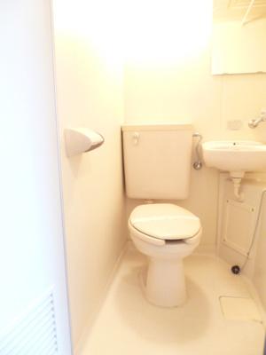 【トイレ】スカイコート戸田公園
