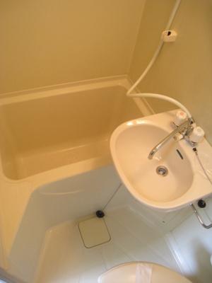 【浴室】スカイコート戸田公園