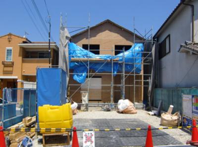 【外観】小野市王子町 新築