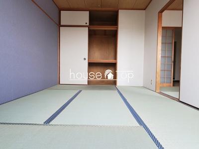 【和室】レジデンス大島