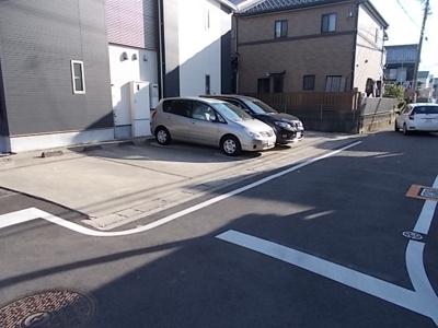 【駐車場】エミネンスオタイⅡ