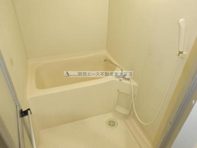 【浴室】翔開マンションⅠ