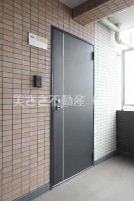 【玄関】豊徳エルム248南