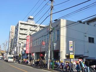 三菱UFJ銀行まで336m