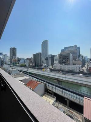【展望】S-RESIDENCE北浜
