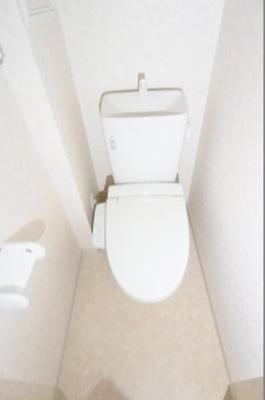 【トイレ】Luxe西長堀