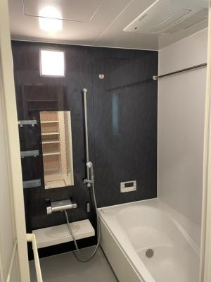 【浴室】摂津市鳥飼野々三丁目 中古戸建
