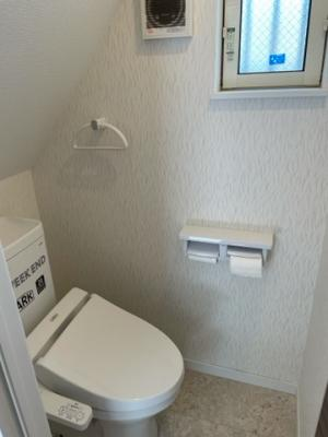 【トイレ】摂津市鳥飼野々三丁目 中古戸建