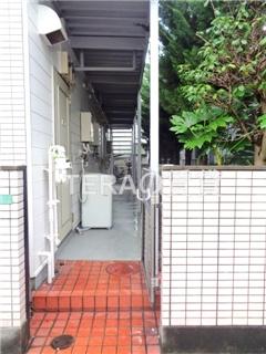 【エントランス】カーサ羽沢