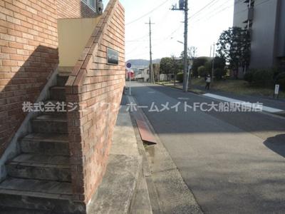 【エントランス】ベルハウス本郷台