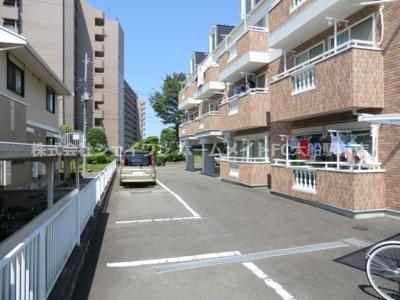【駐車場】ベルハウス本郷台