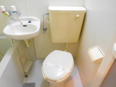 【トイレ】ファミール3号館