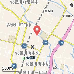 【地図】アグレアーブルⅢ
