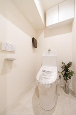 【トイレ】西大島ビューハイツ