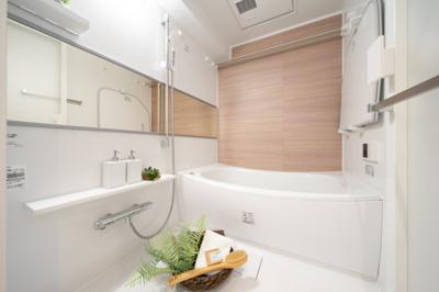 【浴室】西大島ビューハイツ